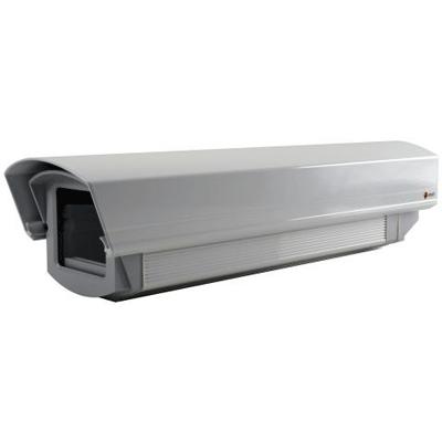 eneo VHM/ECLKB-W CCTV camera housing with fold-down housing body