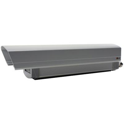 eneo VHM/ZLKCB-W weatherproof CCTV camera housing with heater