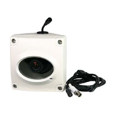 eneo VKC-1348/CM2 1/3 inch day/night camera with corner mount housing