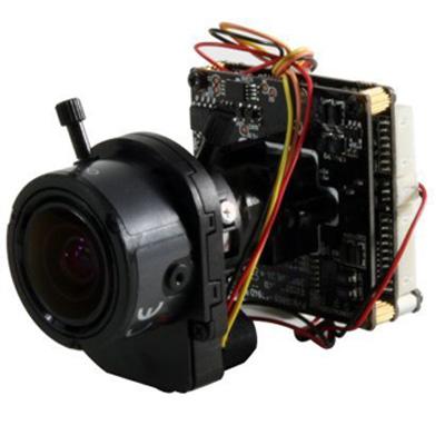 eneo VKC-1373/VAR210 day & night camera with 560 TVL