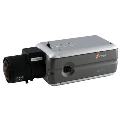 eneo VKC-1375/12-24 1/3-inch day & night camera, WDR, DSS, EHLC, Video Analytics, 650TVL