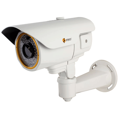 When it gets wet: Plug & play cameras in the new bullet housing for outdoor use