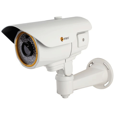 eneo VKC-1382/IR-316 CCTV camera with powerful digital noise reduction
