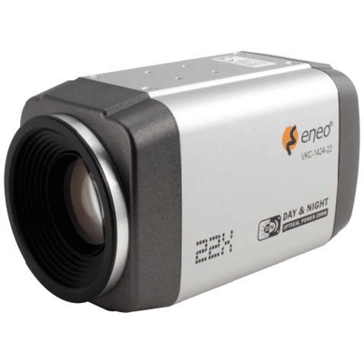 eneo VKC-1424-22 cctv camera with privacy masking