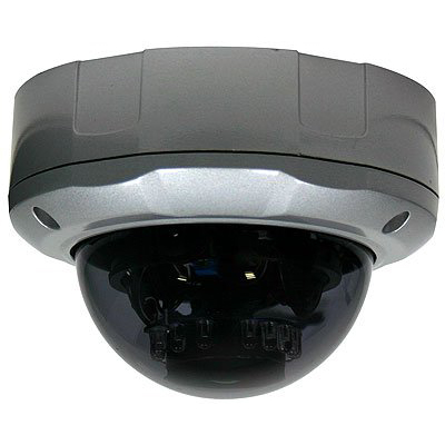 eneo VKCD-1316/IR dome camera: especially developed for 24-hour operation
