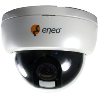 eneo VKCD-1334SM/210 fixed day & night colour dome camera with 600 TVL