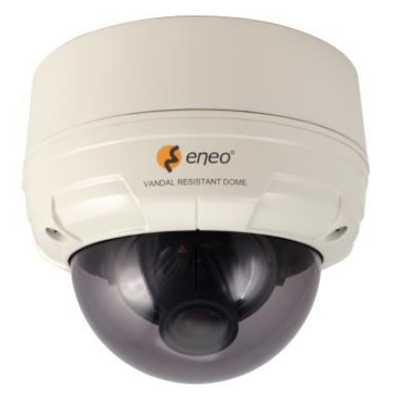 eneo VKCD-1338 1/3-inch, 600 TVL fixed dome camera