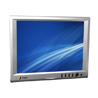 eneo VMC-8LCD-CP01 - 8 inch LCD/TFT monitor