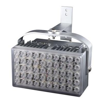 eneo W LED300K-25 LED white light illuminator with 175 m illumination range