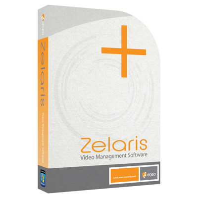 eneo ZELARIS DECODER, Decoder Licence, MPEG-4/H.264, for ZELARIS CLIENT, per Workstation