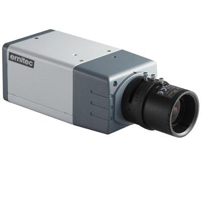 Ernitec IP megapixel box and cube cameras
