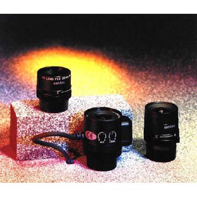 Ernitec GA3V8NA-IR-1/3-/3 1/3'' 3-8mm F1.0 DD varifocal CS + L/Lead + IR corrected lens