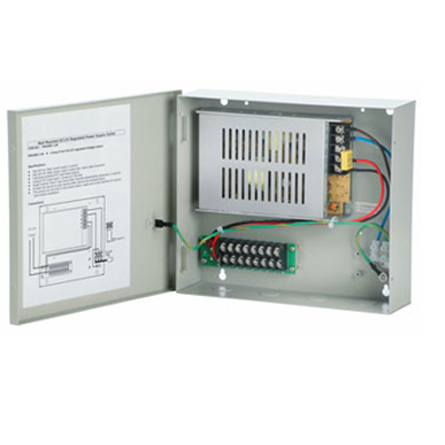 Everfocus AP12MP01 12 V DC / 4 A multiple power supply