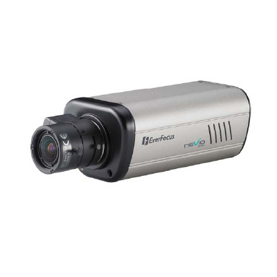 Everfocus EAN800A day/night network box style camera with 520 TVL