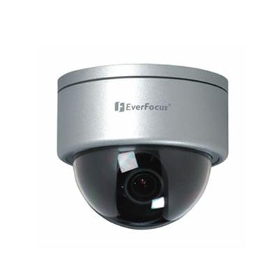Everfocus ED 610 T colour/monochrome dome camera with 560 TVL