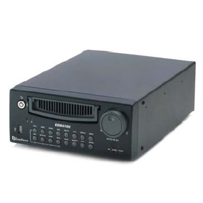 New generation of EverFocus 16 and 9 channel MPEG-4 Digital Video Recorder series