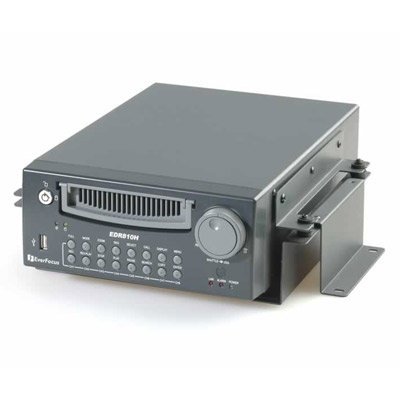 """Power, ease & mobility - the EverFocus 4- and 8-channel MPEG-4 """"Mobile"""" DVRs"""