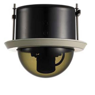 Everfocus EFD 300 E 1/3 inch colour flush dome camera, high resolution