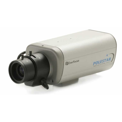 EverFocus EQ 550 T / EQ 550 D Polestar Camera Series now with RS-485 control