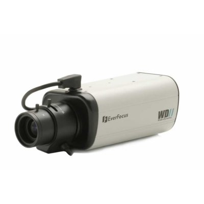EQ 600 WD <I>II</I> – EverFocus Wide Dynamic Colour Camera