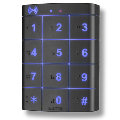 Baran introduces the Everswitch ATP2 family of access control keypads