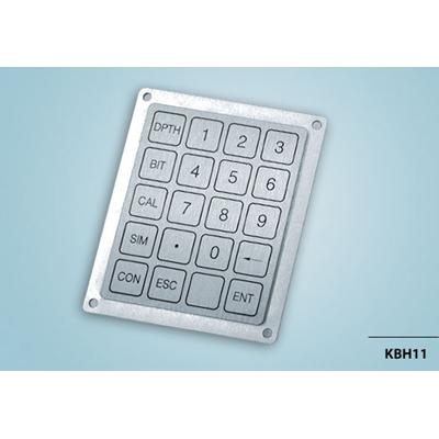 Everswitch KBH11 Piezoelectric keypad from Baran Advanced Technologies