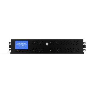 exacqVision A-Series Front-Accessible network video recorder