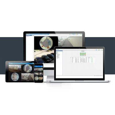 exacqVision Start video management software for stand-alone installations