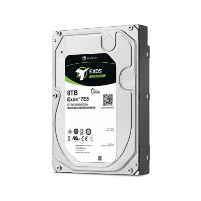 Seagate ST8000NM010A 8TB Enterprise Hard Drive