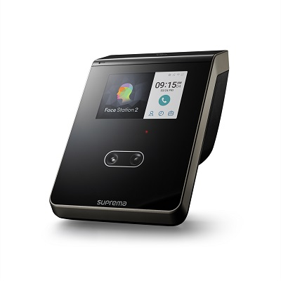 Hanwha Techwin FaceStation2 Face recognition controller