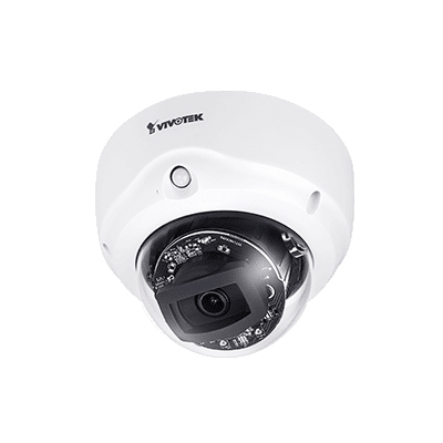 VIVOTEK FD9167-H Indoor IR Dome Network Camera