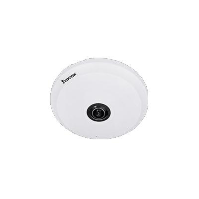 VIVOTEK FE9191 12-Megapixel 360° panomorph network camera