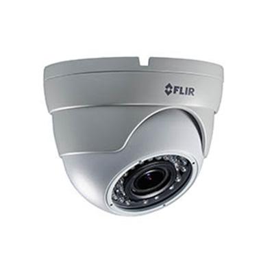 FLIR Systems C237EC 1.3 megapixel HD motorised varifocal dome MPX camera