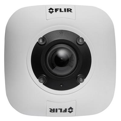 FLIR Systems CM-6206 6MP hemispheric mini-dome camera