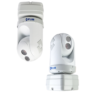 FLIR Systems D-313 outdoor PTZ dome thermal camera