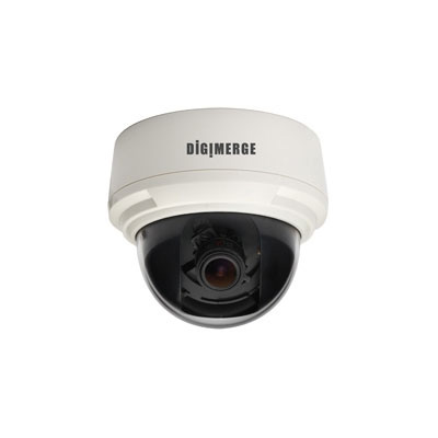 FLIR Systems DPD34D 700+ TVL polaris vision varifocal dome camera