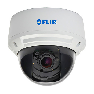 FLIR Systems DPV34D 700+ TVL polaris vision varifocal vandal dome camera