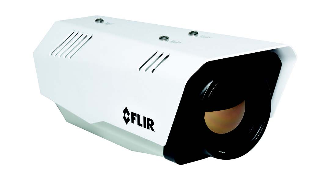 FLIR Systems FC-317 thermal cameras with on-board analytics for high-performance intrusion detection
