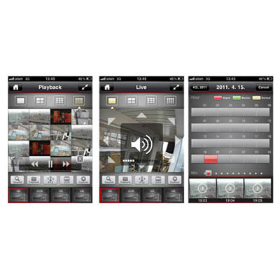FLIR Systems IMobile-Pro App For iPhone & Android