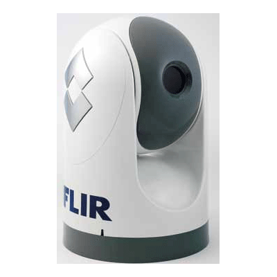 FLIR Systems M-324XP cctv camera with heated LCD screen