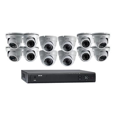 FLIR Systems M316E3C12 12 cameras, 16 channels, 3TB HDD
