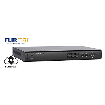 FLIR Systems M42048 4 Channel Megapixel Over Coax DVR