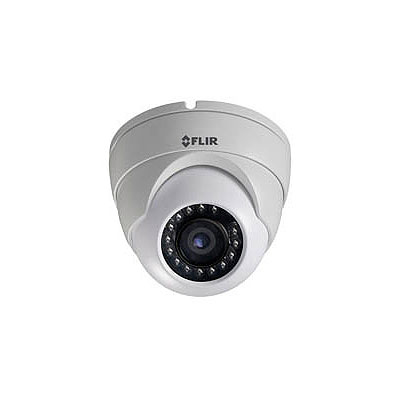 FLIR Systems N133ED-2 2.1 megapixel 2 pack fixed IR IP dome camera