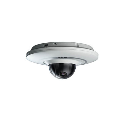 FLIR Systems N233ZD 2.1 megapixel micro PT IP dome camera