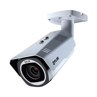 FLIR Systems N437BEWP 3MP Motorized Bullet IR IP Camera