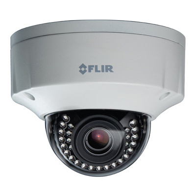 FLIR Systems N437VEW/P 1/3-inch day/night 3MP WDR IP dome camera