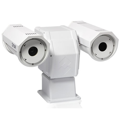 FLIR Systems PT-606E 1/4-inch PTZ multi-sensor thermal camera