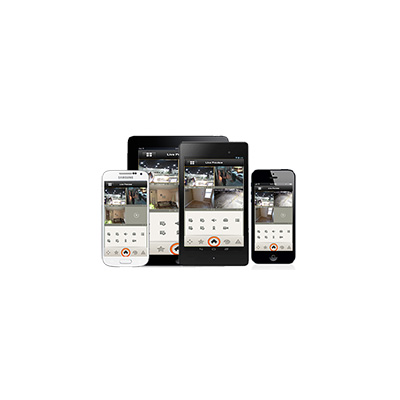 FLIR Systems SyncroIP network video recorder mobile app