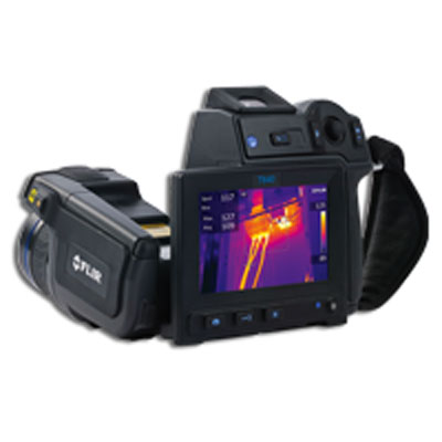 FLIR Systems T640 digital zoom
