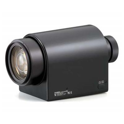 Fujinon C22×17B-S41 telephoto zoom lens with 22x zoom